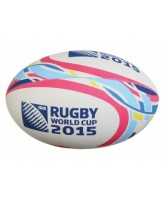Rugby Ball Gilbert Official Rugby  World Cup 2015 Supporter Mini