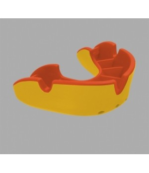 Mouthguard Opro Junior Silver