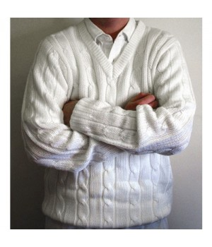 Cricket Sweater Long-Sleeved Classic