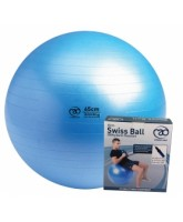 Swiss Ball With DVD