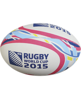 Rugby Ball Gilbert Official Rugby World Cup 2015 Supporter Ball