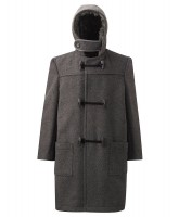 Rosemead Grey Duffle Coat