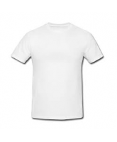 White Plain PE T-Shirt