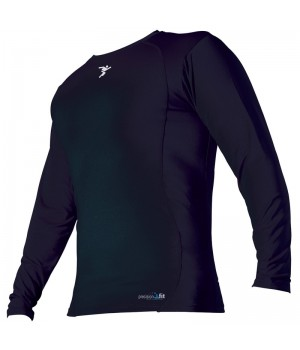 Base Layer Long Sleeve Crew  Neck Shirt Precision Training