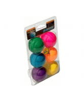 Table Tennis Balls Coloured