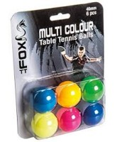 Fox TT Coloured Balls