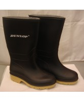 Wellington Boots Dunlop (Black)