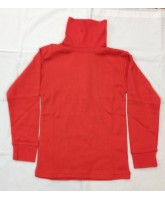Bertrum House Red Polo Neck