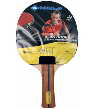 Table Tennis Bat Schildkröt Alan Cooke Hobby