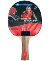 Table Tennis Bat Donic Schildkröt Alan Cooke Competition