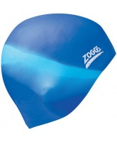 Swimming Cap Zoggs Multi Coloured Silicone