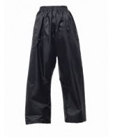 Black Waterproof Trouser